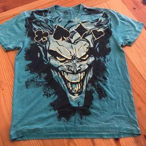The Joker Graphic tee DC Comics size medium NWOT